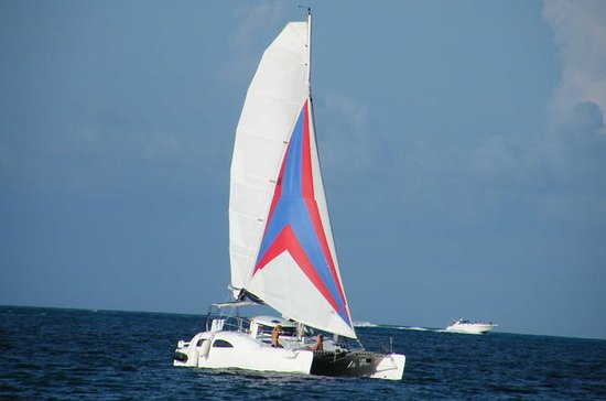 Cancun Private Half-Day Catamaran...