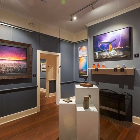 Esperance, Austrália: Inside this gorgeous gallery!
