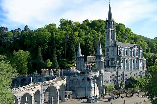 Private Half-Day Guided Lourdes...