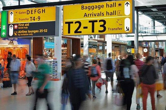 Transfert de l'aéroport de Lisbonne à l'arrivée