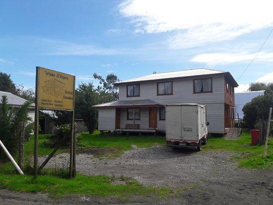 Puerto Raul Marin Balmaceda, Chile: Hostal El Viajero
