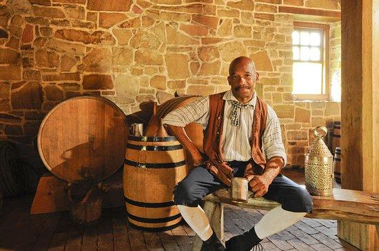45-Minute Tour of George Washington's Distillery at Mt Vernon