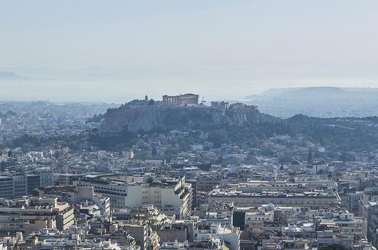 Piraeus port to Athens city center hotels (Taxi, 1-3 passengers)