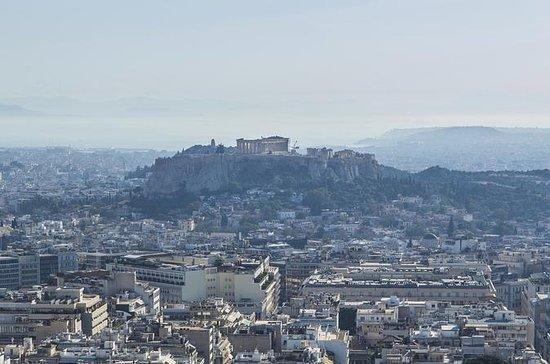 Athens airport to Piraeus port (MiniVan, 1-7 passengers)
