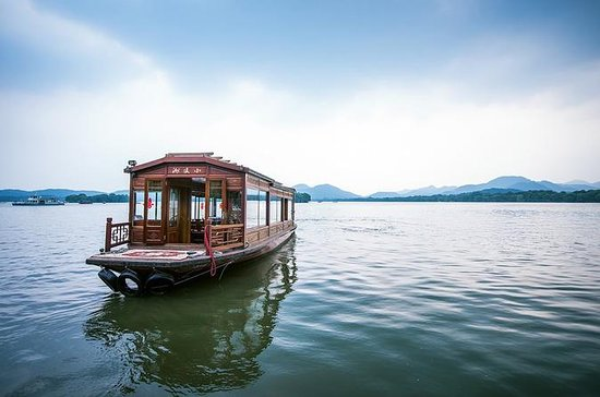 Private Hangzhou Day Tour From...