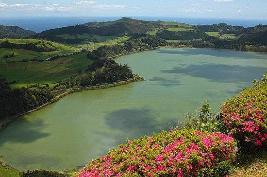 São Miguel, Azores - Furnas volcano...