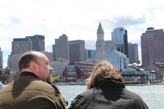 Boston Harbor Spring Luncheon Cruise