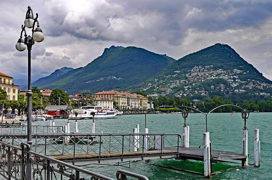Lugano city tour & Mount San Salvator...