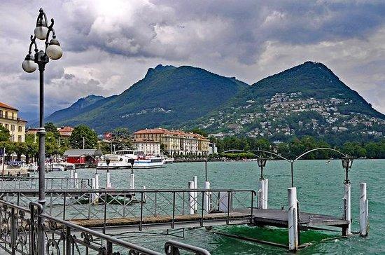Tour de ville de Lugano et Mont San...