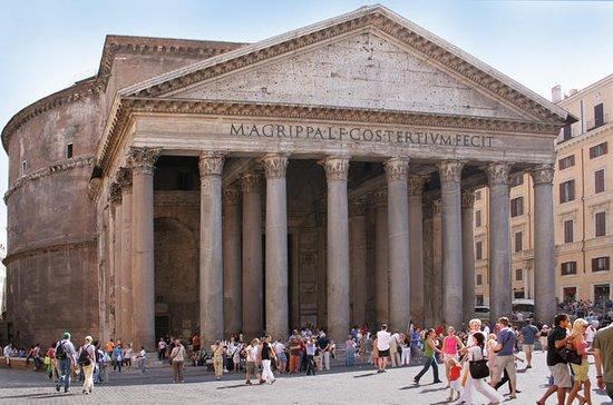 Rome: Famille du Panthéon et visite...