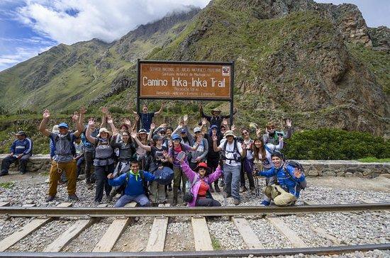 Inka Jungle Trek nach Machupicchu (4...