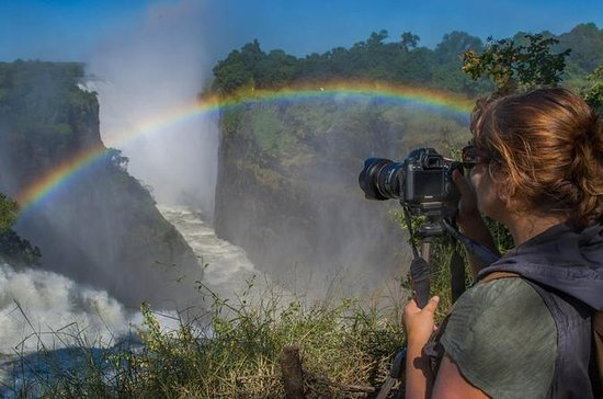 Victoria Falls Sunrise Photography...