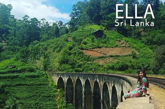 Travel to Ella from Galle with...