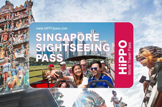 The Singapore Sightseeing Pass...