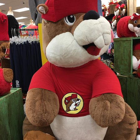 Madisonville, TX: Stuffed animals.