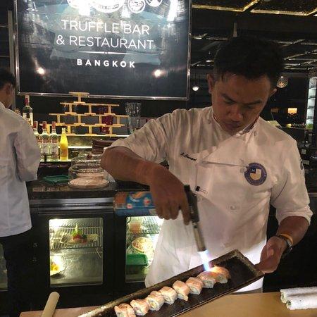 Urbani Truffle Bar and Restaurant