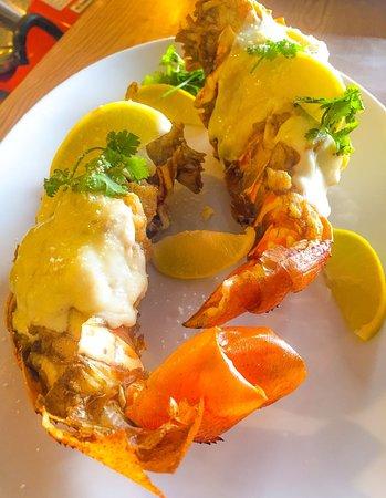 Lobster Thermidor Picture Of Dapur Seafood Jakarta Tripadvisor