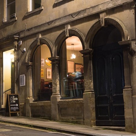 Bradford-on-Avon, UK : The Stumble Inn