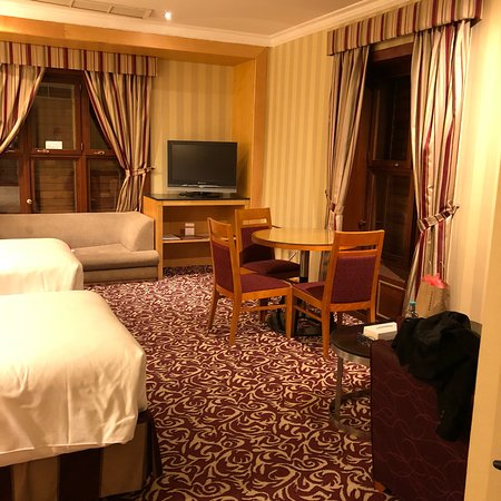 Makkah Millennium Towers: Our room Tower 6, 13th floor
