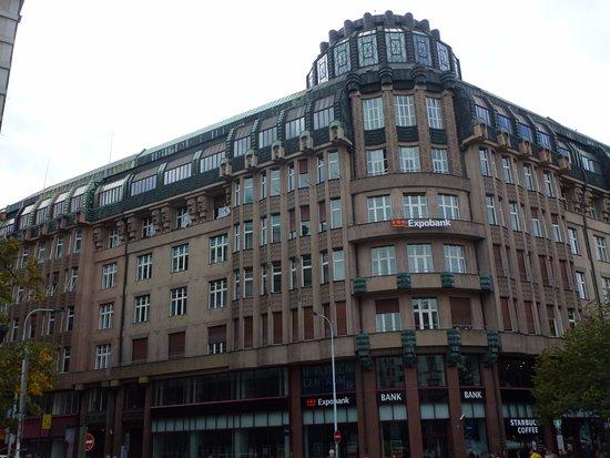 Šupich building
