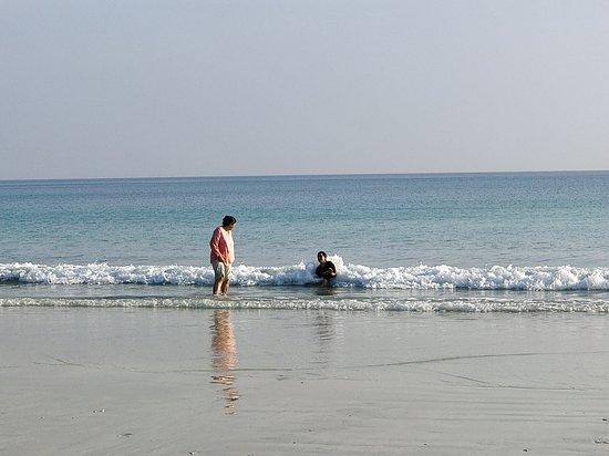 Radhanagar Beach: The cool and clear waters