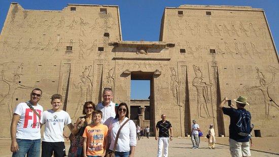 Egypt Sunset Tours: Edfu Temple, Aswan