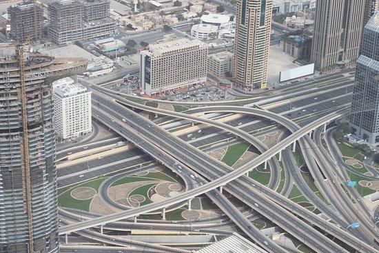 โรงแรมแคลริดจ์: 125 этаж Бурдж Халифа