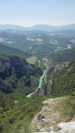 Provincia di Pesaro e Urbino, Italia: La Gola del Furlo