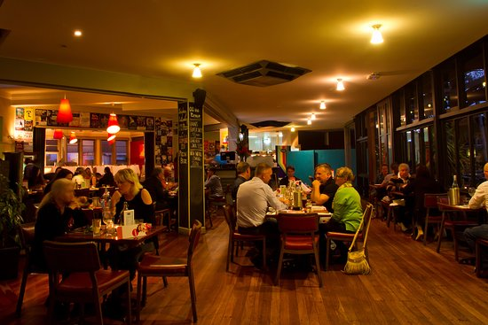 Como, Australien: Our lovely bistro