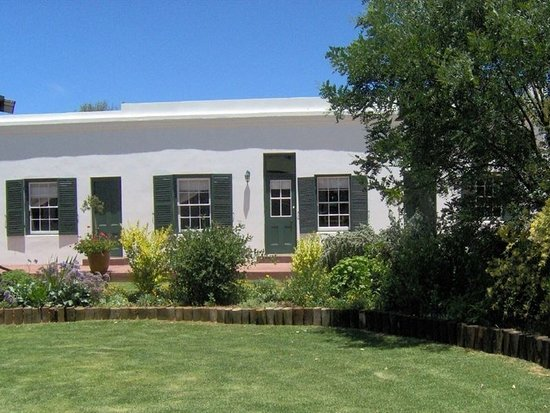 Willowmore, Afrika Selatan: Large cottage frontal