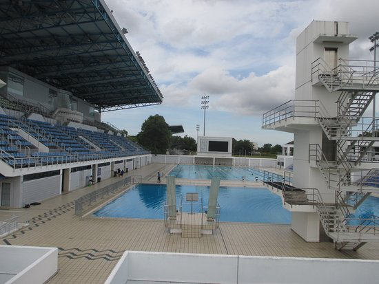 ‪Hassanal Bolkiah National Swimming Pool Complex‬