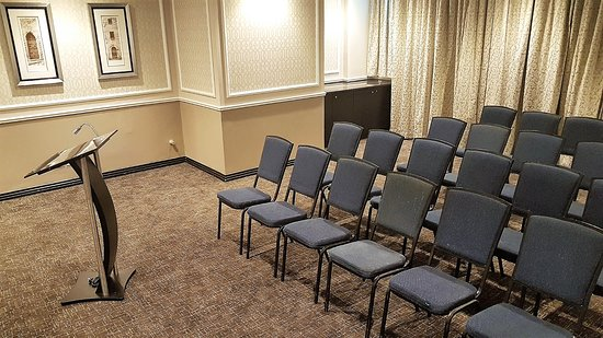 Conference facilities at Premier Hotel Cape Town