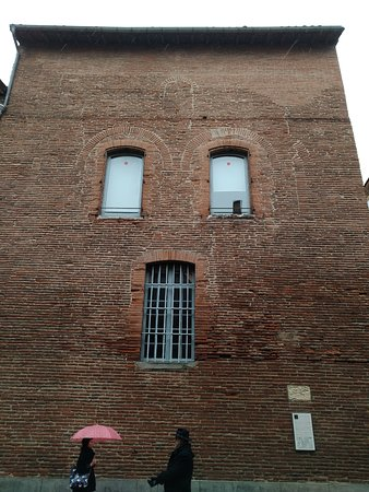 Vieille-Toulouse, ฝรั่งเศส: Torre.