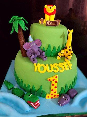 Happy Birthday Picture Of Delices Alexandria Tripadvisor