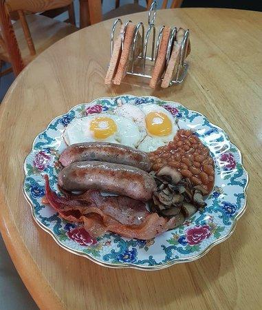 Double breakfast