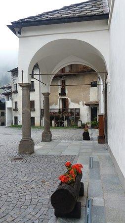 Champorcher, إيطاليا: esterno