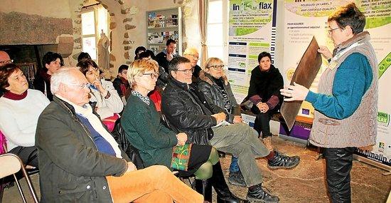 Quintin, France: portes ouvertes mars 2018 article le télégramme