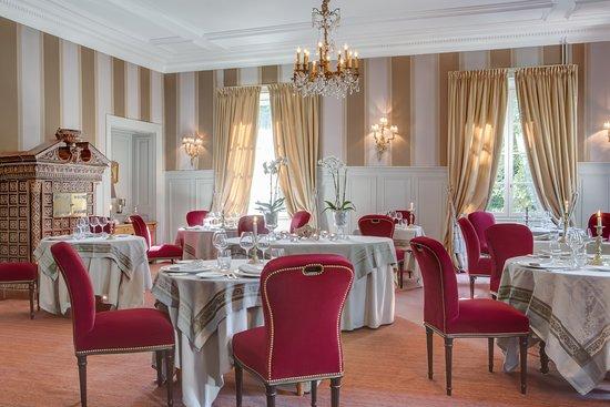 Chateau De Lalande- Hotel & Restaurant: Restaurant Château de Lalande Hôtel Restaurant Annesse et Beaulieu