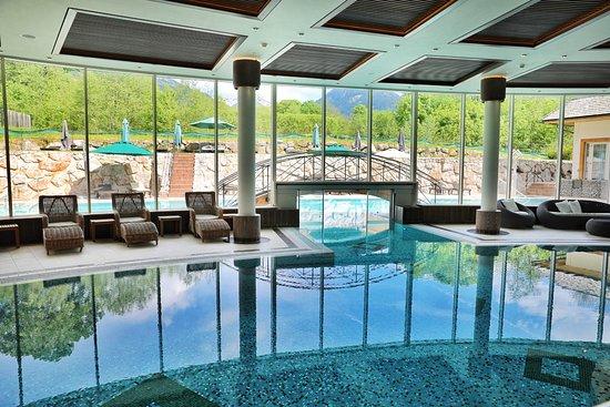 Indoor Pool Picture Of Grand Tirolia Hotel Kitzbuhel Curio