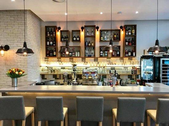 By Day Picture Of Hinterhof Cafe Restaurant Weinbar Berlin