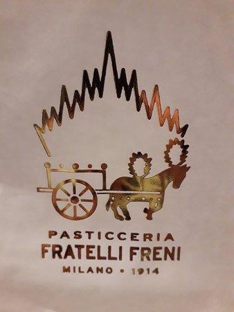 F.lli Freni Pasticceria Siciliana: Всё, что захотите, можно взять с собой