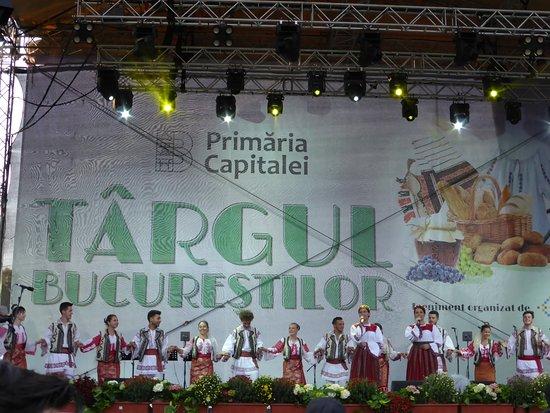Herastrau Park: Targul bucurestilor main stage
