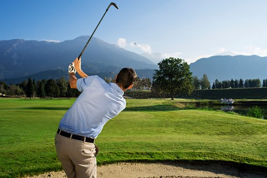 Grand Hotel Toplice: The Royal Bled Golf Course