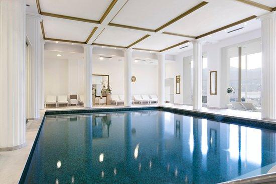 Grand Hotel Toplice: The Luisa Wellness Studio thermal pool comlex
