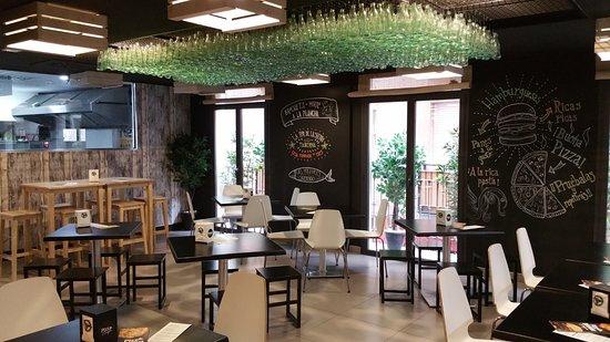 Pizza Cinegia Fotografia De Puerta Cinegia Gastronomica Zaragoza