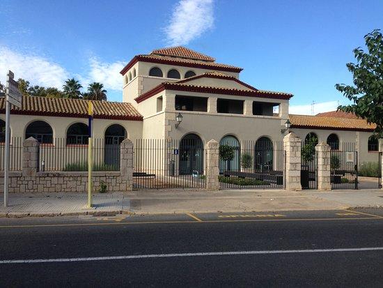 Amposta, Spain: Edificio Oficina Turismo y Centro Interpretación