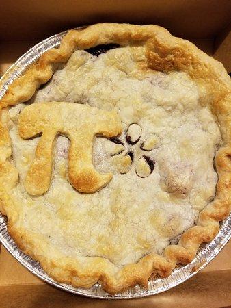 Fairfax, VT : Pie for Pi Day