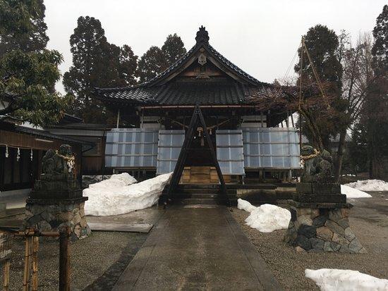 Tsuchnoimiya Shrine