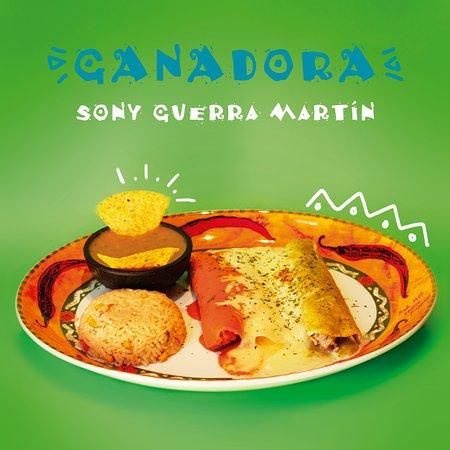 Castilleja de la Cuesta, Spain: 👏 ¡Felicidades, Sony Guerra Martín! 👏  Eres la ganadora de nuestro sorteo.