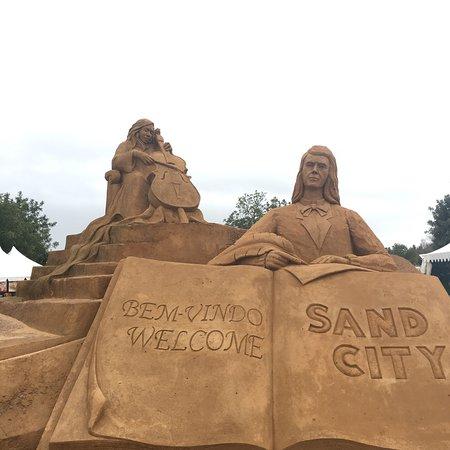 FIESA - International Sand Sculpture Festival: photo0.jpg